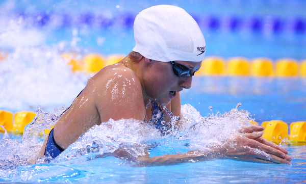 Molly Renshaw: Missed out oselection despite a FINA A time at trials