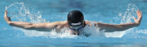 Hannah Miley: gunning for gold in the 400IM