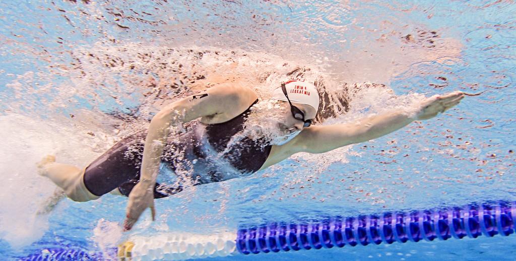 Francesca Halsall. Pic:GBSwimstars