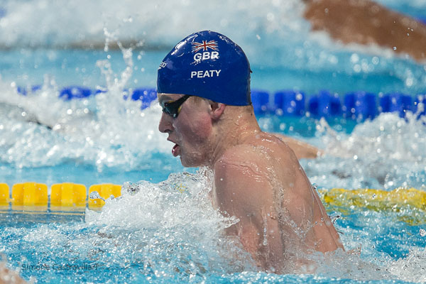 Is today the day for Adam Peaty? Pic: Simone Castrovillari