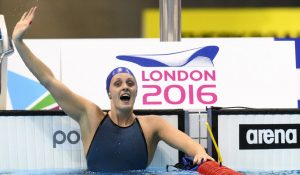 Reasons to be Cheerful: London 2016