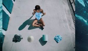 Adidas launches swimwear made from reclaimed ocean plastic
