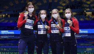 GB's European Relay Queens Set Fair for Tokyo